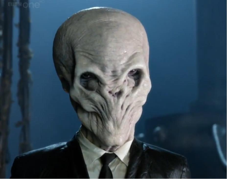 Die Stille Doctor Who