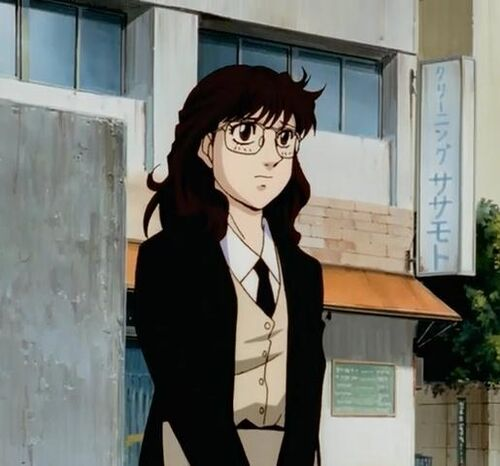 Hajime No Ippo Bryan Hawk: Hajime No Ippo Manga