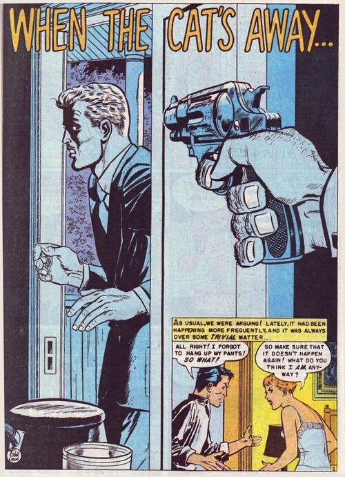 Crime suspenstories vol 1 15 crossgen comics database wiki