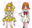 Heartcatch Flowers Pretty Cure!