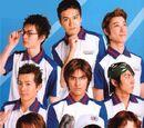 Seigaku 1st cast