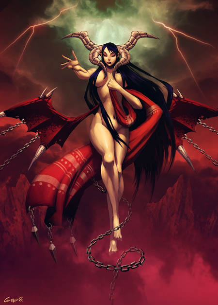Succubus sweet tooth
