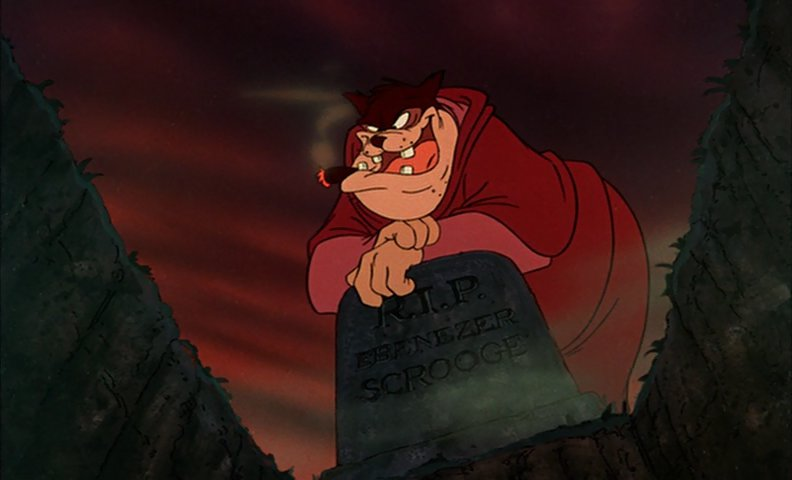 The Ghost of Christmas Yet to Come - Disney Wiki
