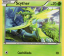 Scyther (Fronteras Cruzadas TCG)
