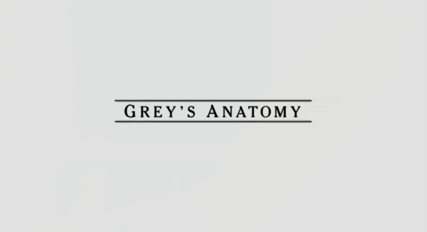 Grey\'s Anatomy | Thursdays On ABC « Kanye West Forum