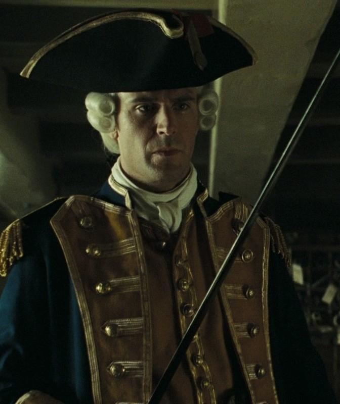 James Norrington Pirates Of The Caribbean Wiki The