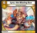 Lyra, the Blazing Sun