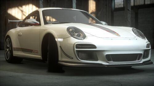 porsche 911 gt3 rs 4 0 997 at the need for speed wiki need for speed series information. Black Bedroom Furniture Sets. Home Design Ideas