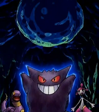 how to get gengar in pokemon blue