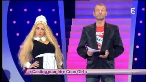 Casting pour être Coco Girl