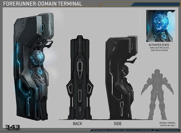 Terminal Halo Nation The Halo Encyclopedia Halo 1