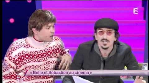 Belle et Sébastien au cinéma