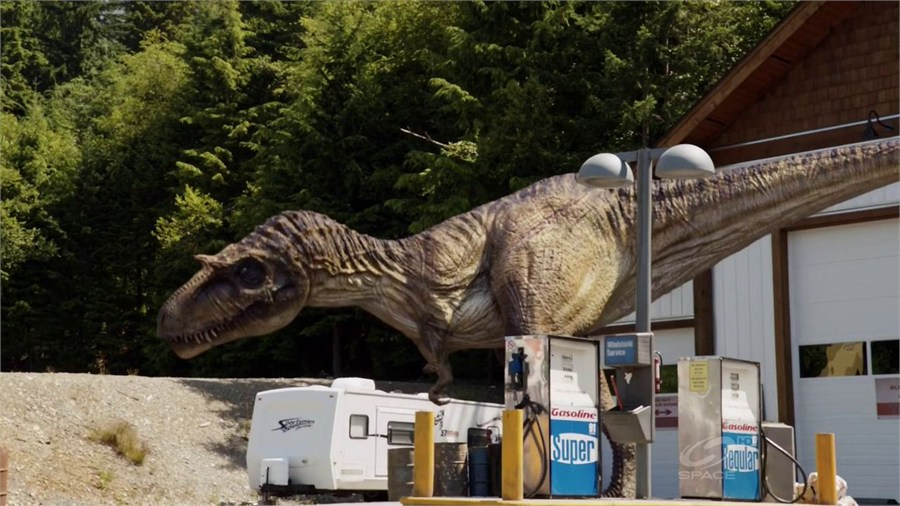 Primeval New World Albertosaurus Image - Primeval New W...