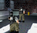 Syphon Filter Enemies
