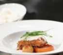 MC Signature Dish-Korean Braised Spicy Black Cod