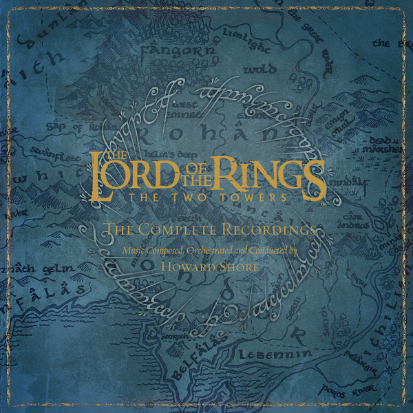 Image Lotr The Two Towers Complete Recordings Png