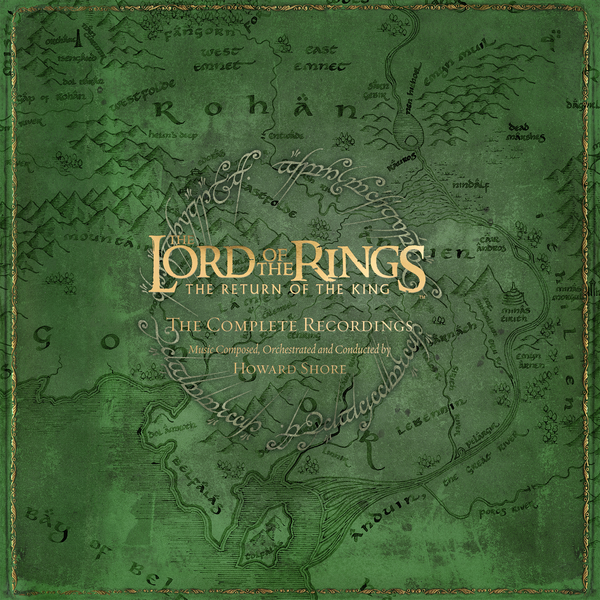 Soundtracks Of The Lord Of The Rings Film Trilogy Lord