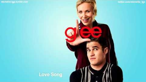 Love Song (Glee Cast Version) HQ Full Studio