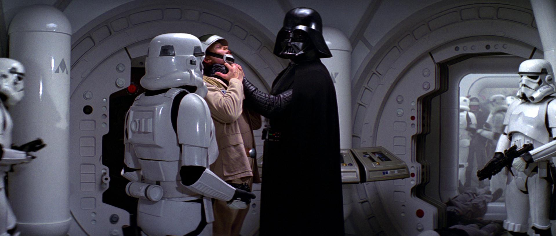 Unidentified Stormtrooper Commander Tantive Iv