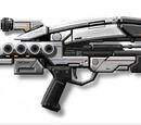 "UmbrellaTantal/Возвращение винтовки M7 ""Лансер"" в DLC:Citadel"