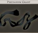 Pseudonym Grant