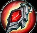 Dämonenherz-Talisman