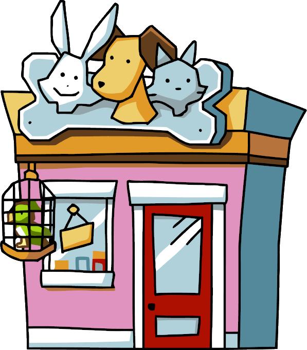 Pet Store Scribblenauts Wiki