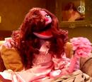 The Lady in the Fancy Bathrobe