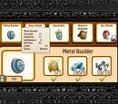 Metal Buckler