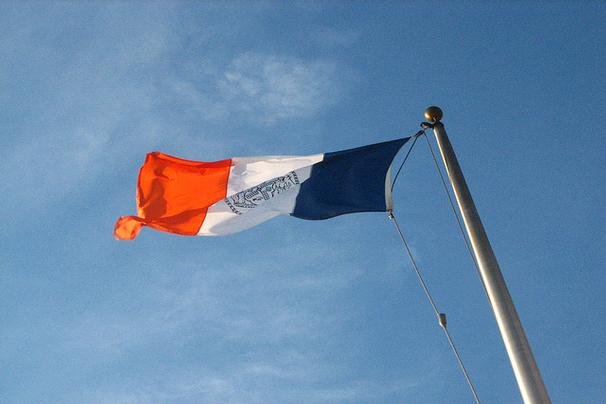 Netherlands Flag Waving Flag of New Netherland Waving