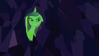 Chrysalis talks to Twilight S2E26