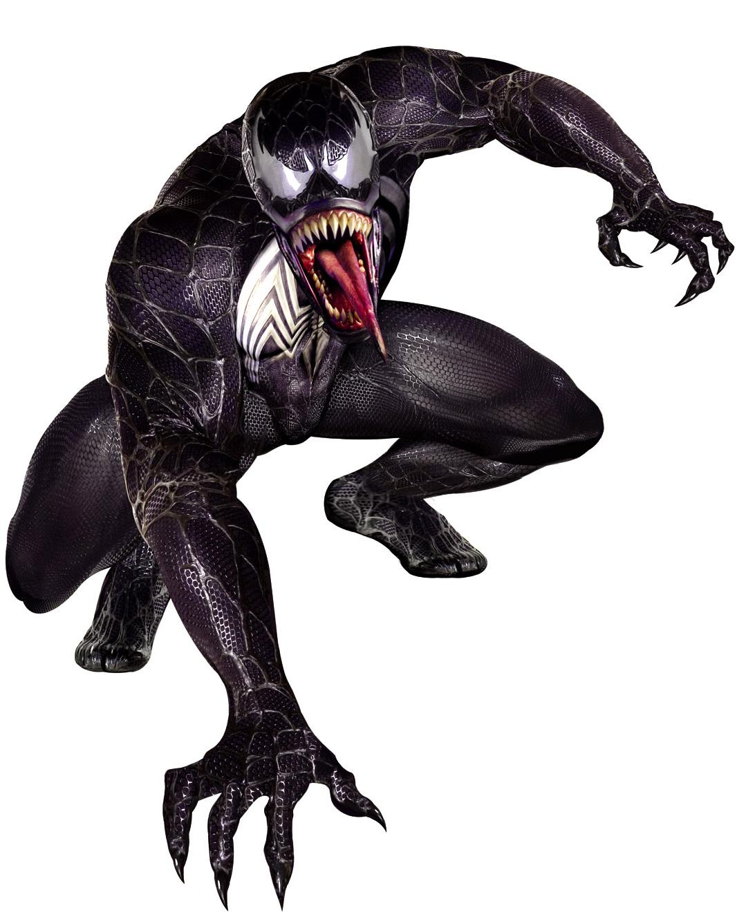 imagenes venom spiderman:
