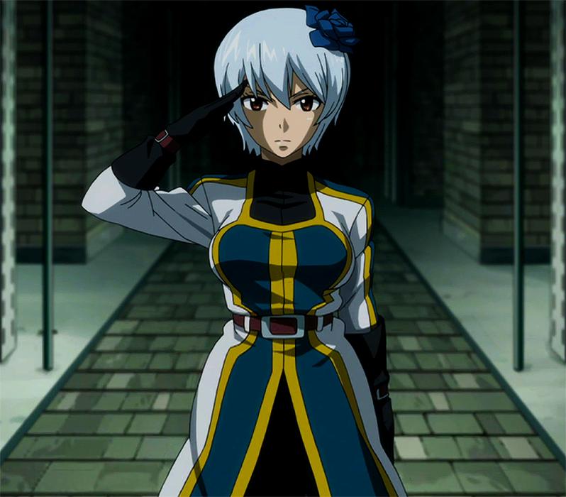 Fairy Tail Yukino: Sergeant Yukino