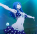 Juvia's victory pose.png