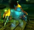 Goliath blindado