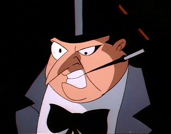 The Penguin Batman The Animated Series Wiki