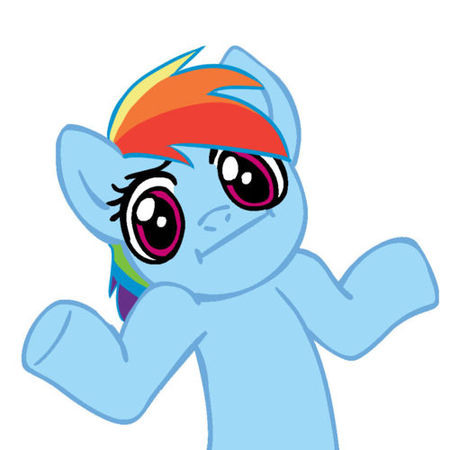 The Shipping Thread - Page 3 FANMADE_Rainbow_Dash_shrug