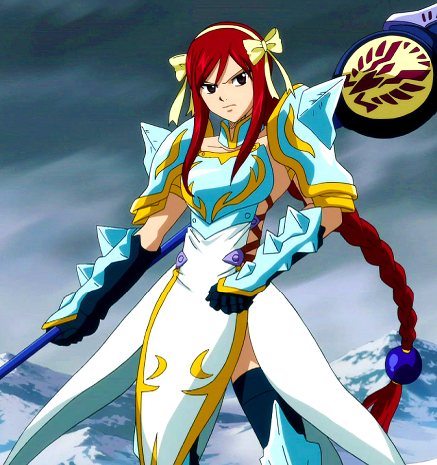 Erza Scarlet - Fairy Tail Wiki, the site for Hiro Mashima ...