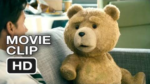 Ted Movie CLIP 2 - White Trash Name -Mark Wahlberg, Mila Kunis, Seth MacFarlane Movie HD