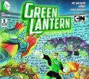 Green Lantern: The Animated Series Vol 1 5