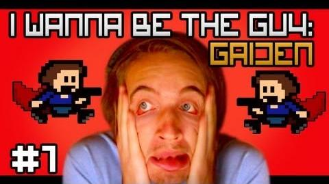 MOST DIFFICULT GAME EVER! - I Wanna Be The Guy Gaiden - Pt 1