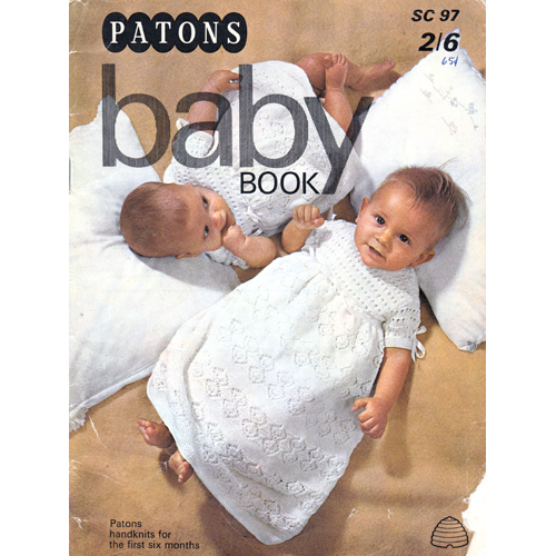 Patons Knitting Pattern Archive : Patons No. 97 - Knitting and Crochet Pattern Archive Wiki