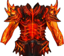 Infernal Knight's Set