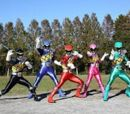 Power Rangers Chrono Blast
