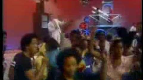 "Kurtis Blow - ""The Breaks"" on Soul Train TV show"