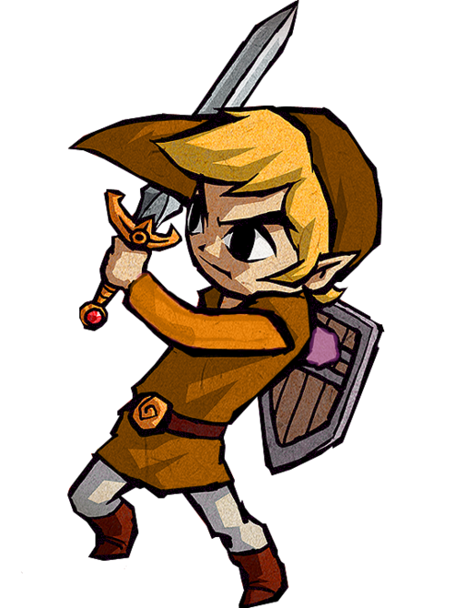 Personajes - Wiki The Legend of Zelda Fanon