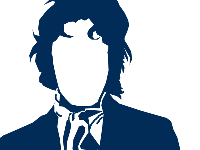 The gallery for --> David Tennant Silhouette