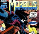 Morbius: The Living Vampire Vol 1 26