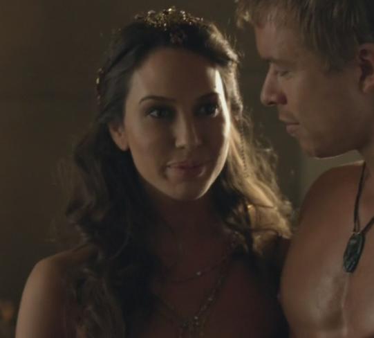 Spartacus Seksi Sevişme Sahneleri izle 18 Full Sex