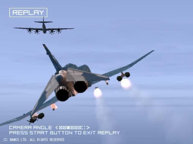 Ace combat x skies of deception 6